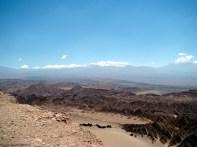 Valle del la Muerte, Deserto do Atacama, Chile