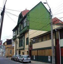 Valparaíso, no Chile