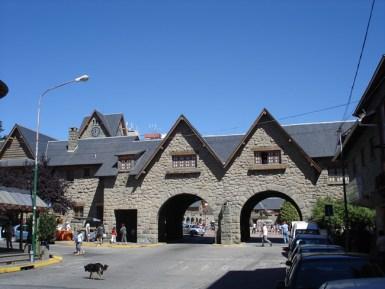 Arquitetura típica, Bariloche