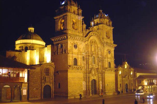 Plaza de Armas Cusco, Peru