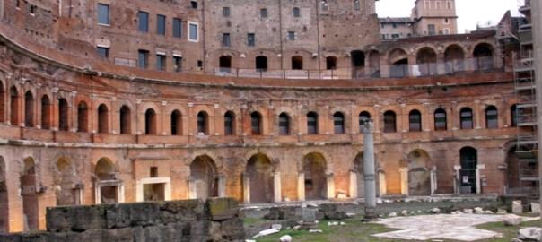 Área arqueológica, Roma