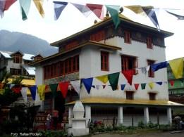 Presença tibetana, norte da Índia
