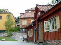 Museu a céu aberto Skansen, Estocolmo