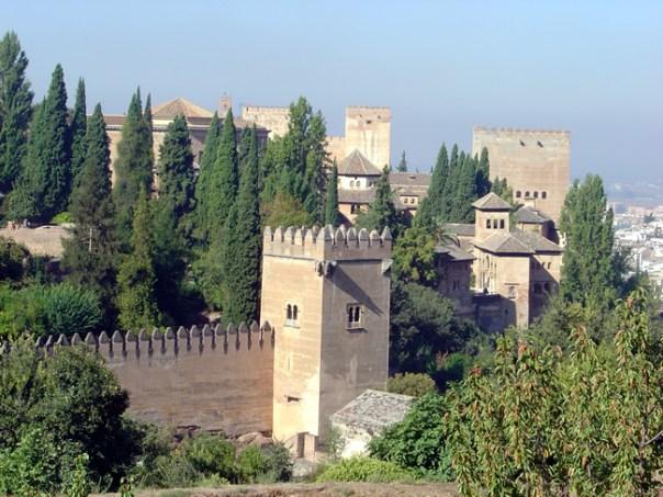 Espanha, Granada, Alhambra