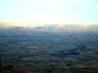 Alpes Neozelandeses, Ilha do Sul