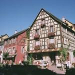 Alsácia, arquitetura