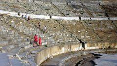 Anfiteatro em Hierápolis, Turquia