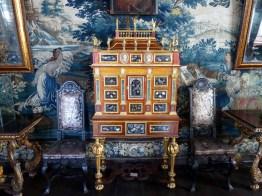 Antigo palácio real em Copenhagen, Dinamarca