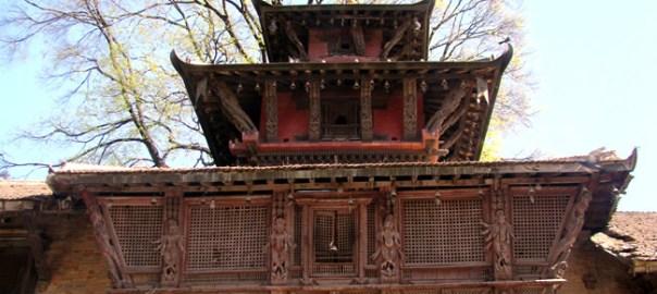 Pagode em Katmandu