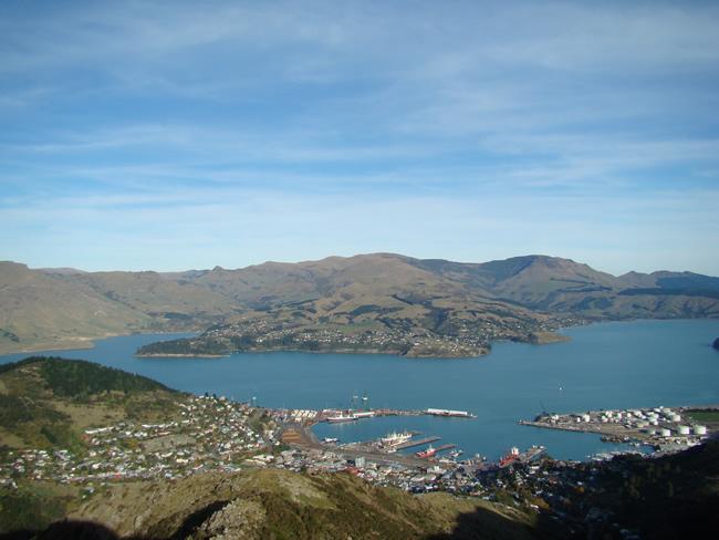 Arredores de Wellington, Nova Zelândia