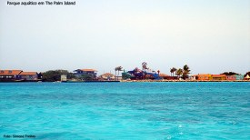 Aruba,Palm Island