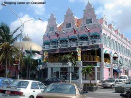 Aruba, shopping center