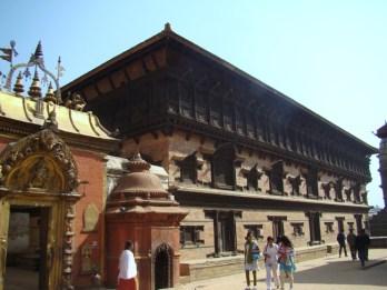 Palácio Real em Bhaktapur