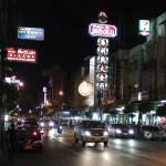 Bangkok à noite