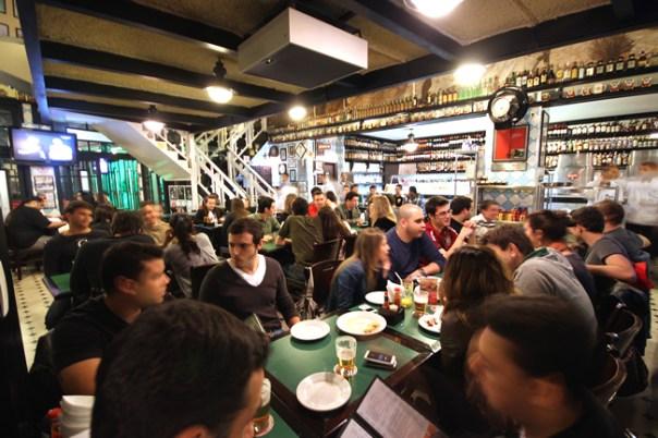 Bar do Juarez em Pinheiros
