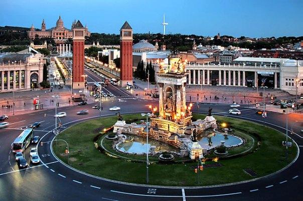 Barcelona, foto de Jorge Franganillo CCBY