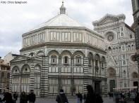 Batistério, Florença, Itália