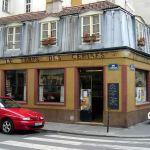 Bistrot no Marais, Paris