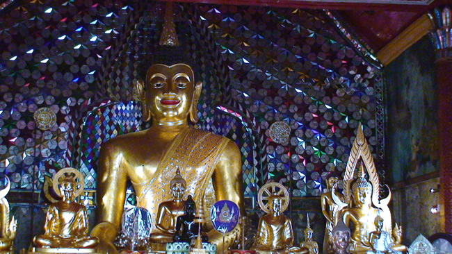 Buda no Wat Pra Keo, Bangkok