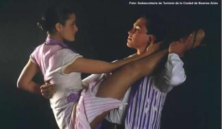 Buenos Aires, tango