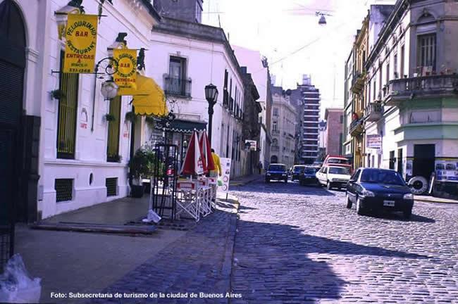 Buenos Aires, a capital argentina