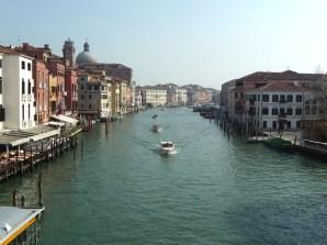 Canal Grande, Veneza