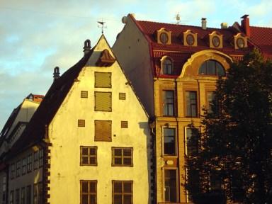 Casas típicas, Tallin Estônia