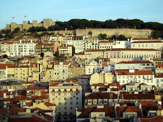 Castelo São Jorge, do período medieval