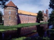 Polônia, castelo de Lidzbark Warminski