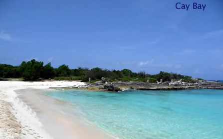 Cay, Bay