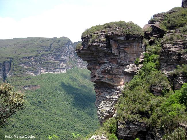 Vale do Pati na Chapada Diamantina, Bahia