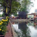 Chiang Mai, canal, Tailândia
