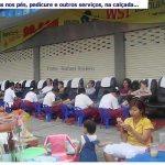 Chiang Mai, serviços de rua