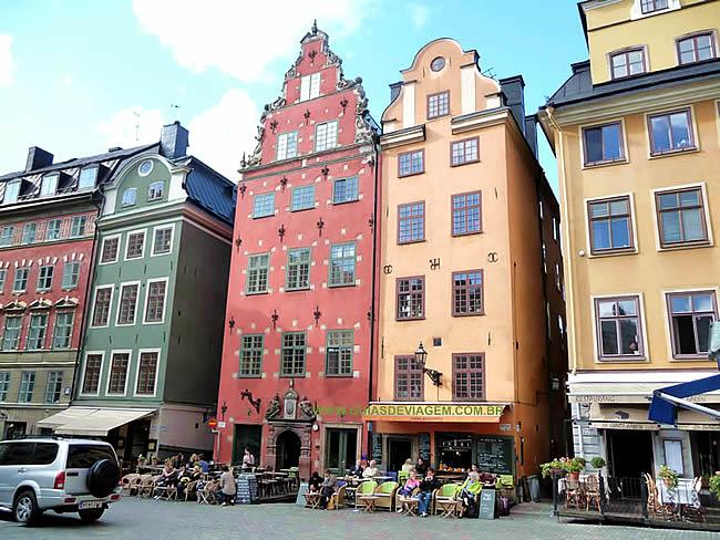 Suécia, Estocolmo