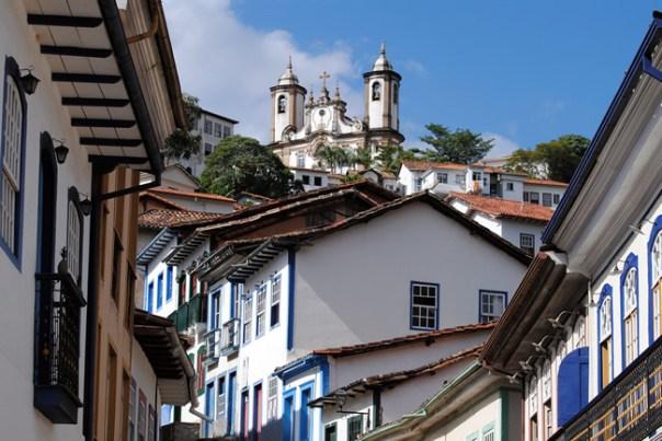 Cidades Históricas de Minas Gerais - Foto Leandro Neumann Ciuffo CCBY