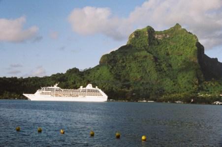 Cruzeiro Marítimo na Polinésia Francesa