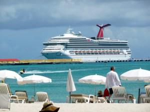 Cruzeiro marítimo no Caribe, Saint-Martin