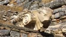 Detalhe, Éfeso, Turquia