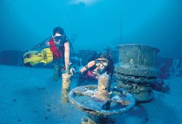Diving Key Larg, Flórida