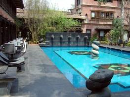 Dwarika's Hotel, Katmandu, Nepal