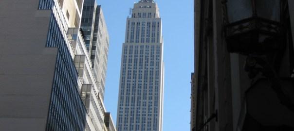 Empire State building, New York, foto Barão