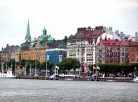 Estocolmo espalha-se por um arquipélago