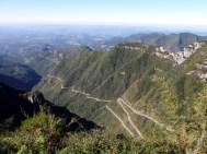 Estrada da Serra do Rio do Rastro, Santa Catarina