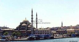 Estreito de Bósforo, Istambul, Turquia