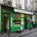 Fallafel no Marais, em Paris