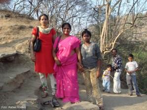 Família indiana, Índia