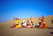 Festival da da lua cheia, Jaisalmer