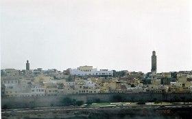 Fez, Marrocos, foto de Melina Castro