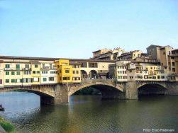 Ponte Vecchio em Florença (Firenze)