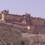 Fortaleza em Jaipur, Rajastão, Índia